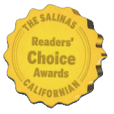 Readers Choice awards award